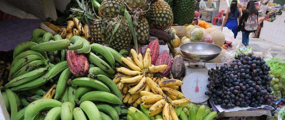 Food Market Quito