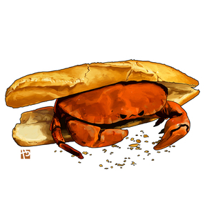 crab_baguette