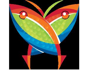 13 logo square